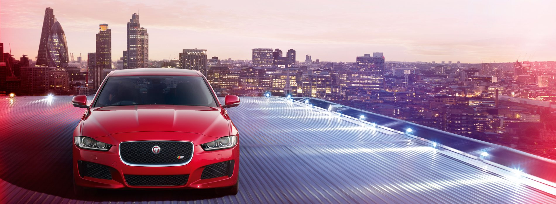 The All New 2017 Jaguar XE